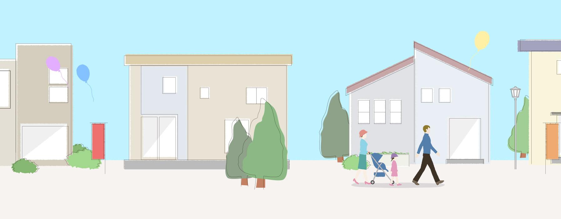 住宅展示場の歩き方
