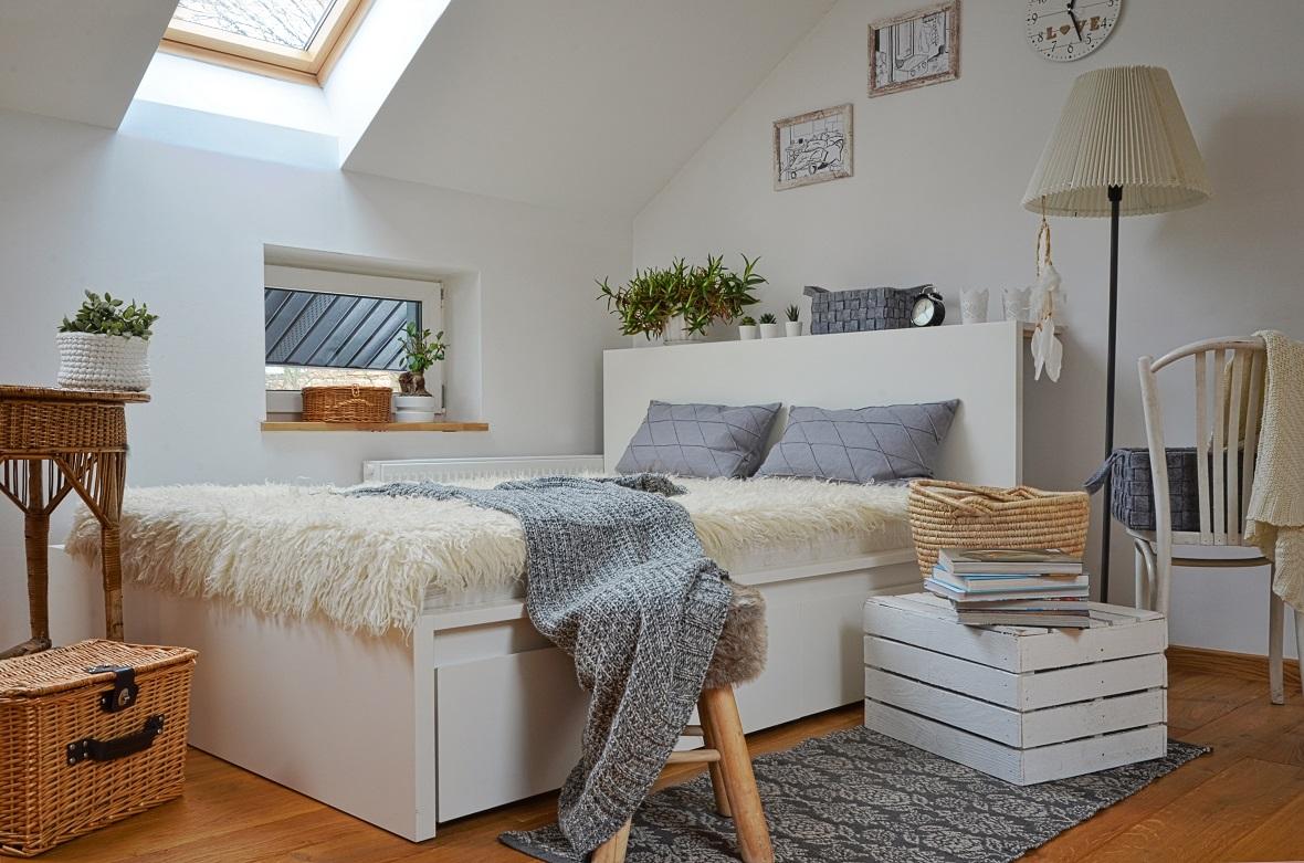 便利な収納スペース「屋根裏部屋」~設える時に気をつけたいポイント